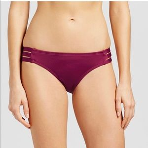 Mossimo Strappy Cheeky Bikini Bottom